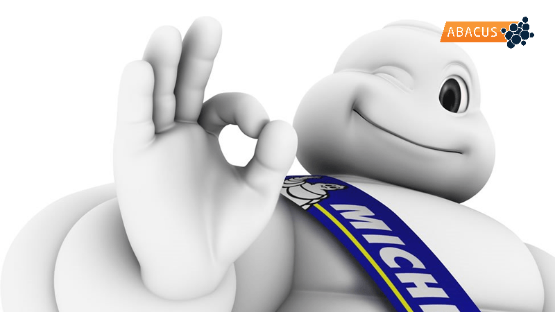 Beware of the Michelin man