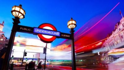 London Underground Case Study