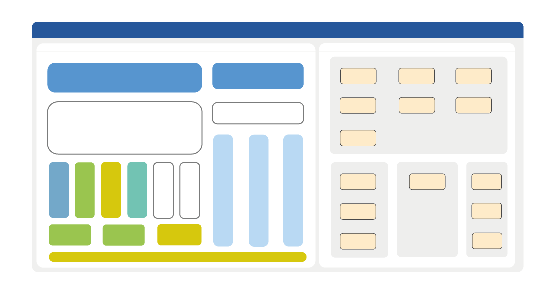 A Visual Graphic Representation of ITIL Framework in ABACUS