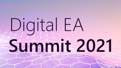 Digital Enterprise Architecture Virtual Summit 2021
