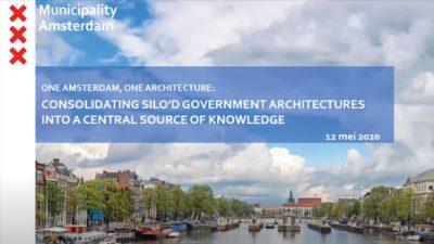 City of Amsterdam Webinar
